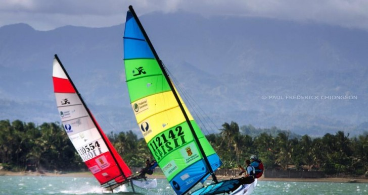 2013  Philippine Hobie 16 National Championship in Iloilo